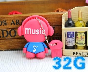 音乐达人U盘(32g)